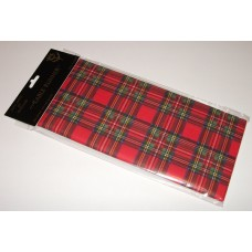 Royal Stewart Tartan Paper Table Runner 4m x 32.5cm