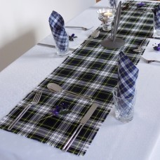 Tartan Fabric Table Runner (Clans Mac)