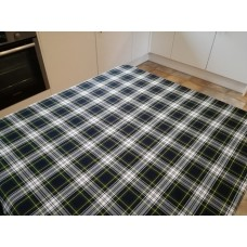 Gordon Dress Tartan Tablecloth - Various Sizes