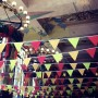 10m Pick Your Colours Fabric Bunting